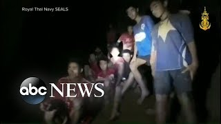 Video New details on health of boys rescued from Thai cave MP3, 3GP, MP4, WEBM, AVI, FLV Maret 2019