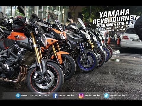 Yamaha Revs Journey Sabang Episode 1