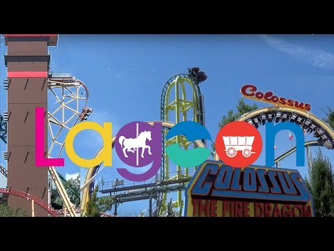 Lagoon Full Park Tour and Review