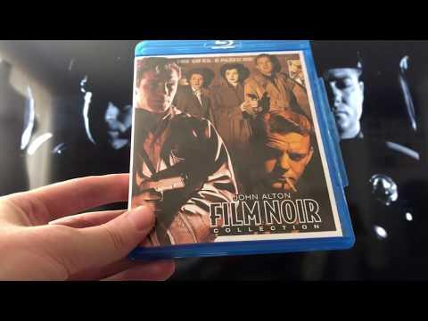 John Alton Film Noir Collection blu ray Review