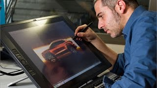 What Goes into Designing a Concept Car?