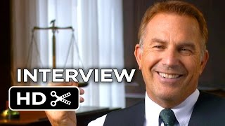 Black Or White Interview - Kevin Costner (2015) - Octavia Spencer Movie HD