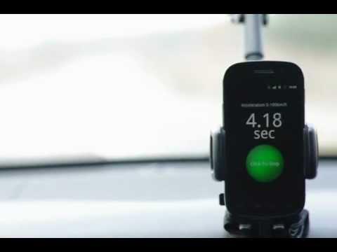 Video of Car Performance Meter