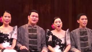 Download Lagu Mo Li Hua (Jasmine Flower) Philippine Madrigal Singers Mp3