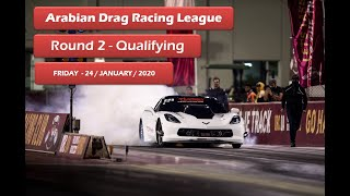 2020 Arabian Drag Racing League - Round 2 - Qualifying