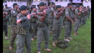 Prime Minister Takes Lead In Route March - Fiji News 2/3/12