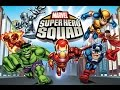 Marvel Super Hero Squad The Infinity Gauntlet Walkthrou