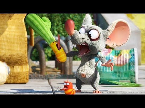 LARVA - CACTUS | Cartoon Movie | Cartoons For Children | Larva Cartoon | LARVA Official - Thời lượng: 30 phút.