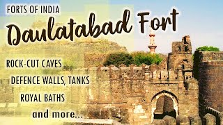 Daulatabad India  City new picture : Forts Of India - Daultabad - Ep # 2