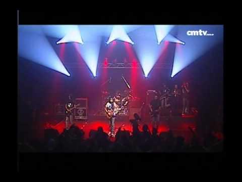El Bordo video Puerto escondido (Frente a la locura) - CM Vivo 11/03/2009