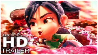 Video WRECK IT RALPH 2: All Trailer Clips in Chronological Order (2018) MP3, 3GP, MP4, WEBM, AVI, FLV Desember 2018