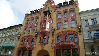 Lodz Poland  city photo : ♚ Tourist attraction ♚ Lodz Poland ♚ Piotrkowska street ♚