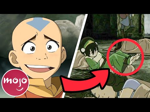Top 10 Amazing Small Details in Avatar: The Last Airbender You Missed