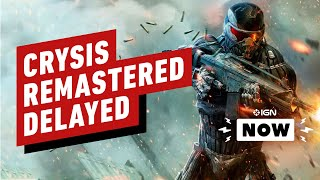 Crysis Remastered Delayed After Mixed Reactions to Leaked Footage - IGN Now by IGN