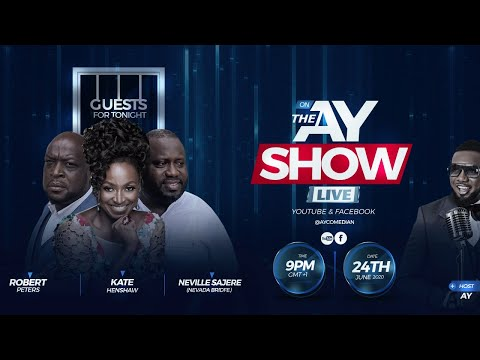 AY SHOW with KATE hENSHAW