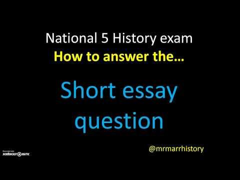 history essay conclusion