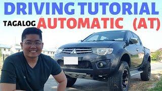 Video Paano mag Drive ng Automatic Car : Driving Tutorial Automatic transmission AT Tagalog MP3, 3GP, MP4, WEBM, AVI, FLV Juni 2019
