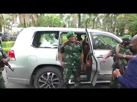 Etat de siège au Nord-Kivu : Prise du Pouvoir par le Gouverneur Militaire