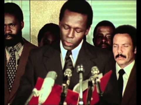 Tomada de posse do presidente José Eduardo dos Santos - Pt 2