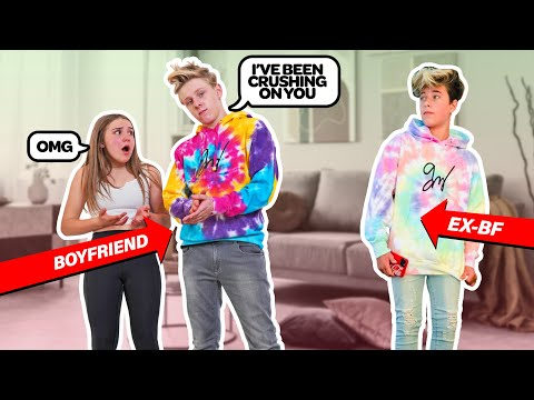LOOKING Like Her Ex BOYFRIEND To See How She REACTS **GONE WRONG** 😘😱|Lev Cameron