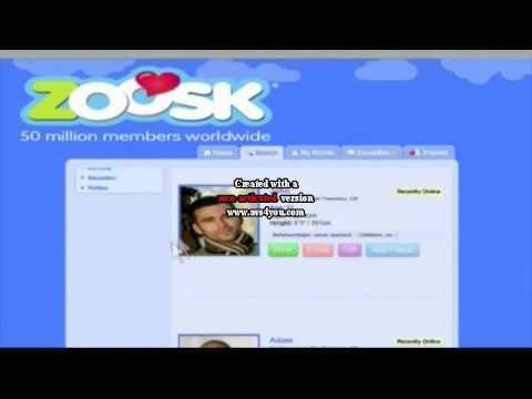 """Zoosk Dart Commercial """"kakakow!"""""""