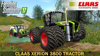 Claas Xerion 3300/3800 Exclusive Project with new and old cab.We have a selection of newer and older cabin. beta version!- engine with 335 hp (Xerion 3300) and 379 hp (Xerion 3800). We also have a 420 horsepower engine on chip!- RACING, RACING, FUNCTIONAL, FUNCTIONAL, FUNCTION, FUNCTION ...- The choice of color always for wheels. Xerion color comes in V2, when the hood AO is performed.- In the LOG you will not find any mistakes!Developer website FS 17 - http://www.farming-simulator.comWebsite mods - https://www.modsgaming.usFS 17 fan group facebook - https://www.facebook.com/groups/FarmingSimulatorMods/FS 17 fan group VK - https://vk.com/farming_simulator_2013_gamePlaylist FS 17 - https://www.youtube.com/playlist?list=PL54hHM4RuNpdwE1PKqLxgb5r59byxQTolLink Original CLAAS XERION 3300/3800 - https://goo.gl/pVUep9Link Mod RABA IH 10-490 - https://www.modsgaming.us/load/farming_simulator_2017/fs_17_cultivators/raba_ih_10_490_v1_0/20-1-0-1337Link Mod Tow Bar - http://www.farming-simulator.com/mod.php?lang=en&country=ru&mod_id=76147&title=fs2017Link Original CLAAS ARION 800 SERIES - https://goo.gl/iVcmwbLink Mod CLAAS QUADRANT 2200 ROTO CUT - https://www.modsgaming.us/load/farming_simulator_2017/fs_17_balers/claas_quadrant_2200_roto_cut_v_1_0/22-1-0-1404Link Map BALDEYKINO MAP V3.0 - https://www.modsgaming.us/load/farming_simulator_2017/fs_17_maps/baldeykino_map_v3_0_0_0_sc/28-1-0-237