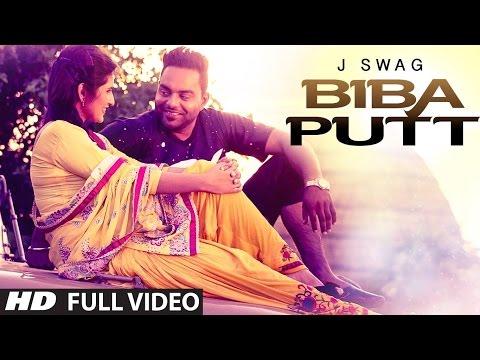 - Biba Putt Full Video | J Swag, T-Urban, Heart Beat | Latest Punjabi Song 2016 | T-Series Apnapunjab