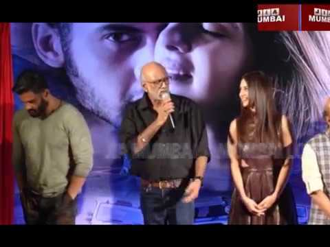 Suniel Shetty Launches The Rally Official Trailer