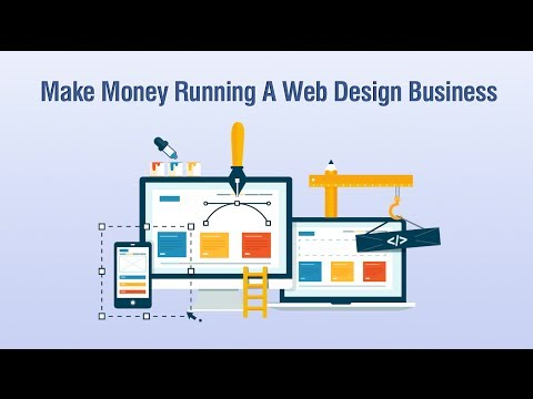 Make Money Running A Web Design Business From Home
