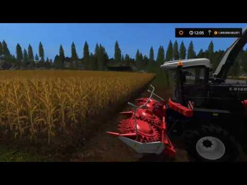 MAN TGS with Fliegl extension v4.0