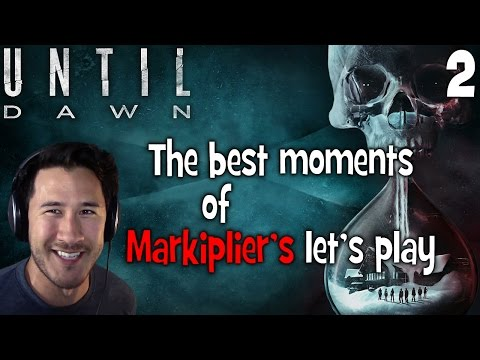 The best moments of Markiplier's let's play UNTIL DAWN. Part #2