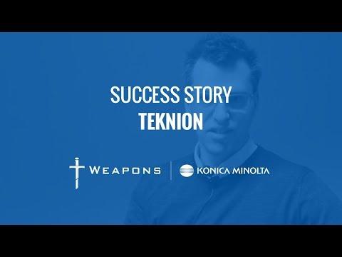 Teknion   David Edgson (видео)