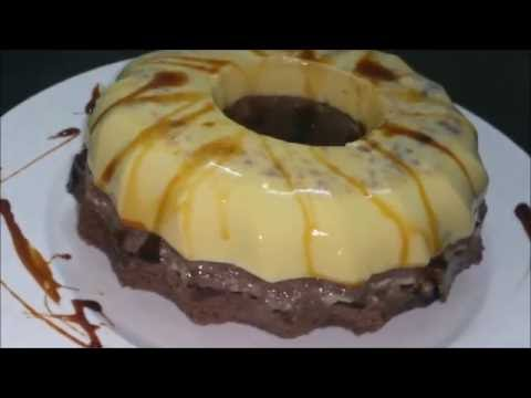 Aicha Recipes   كيكة بالفلان راقية سهلة ورائعة فيديو تعاوني مع قناة شهيوات (видео)