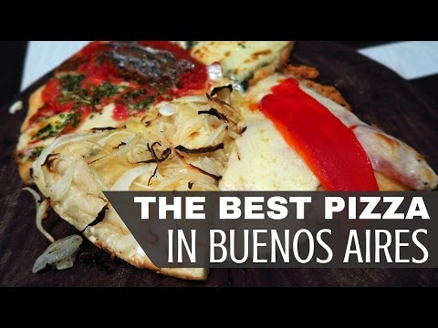 The Best Pizza in Buenos Aires!