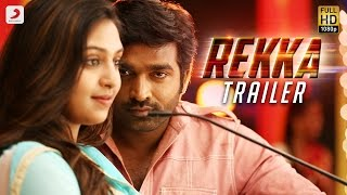 Rekka Movie Trailer HD - Vijay Sethupathi, Lakshmi Menon