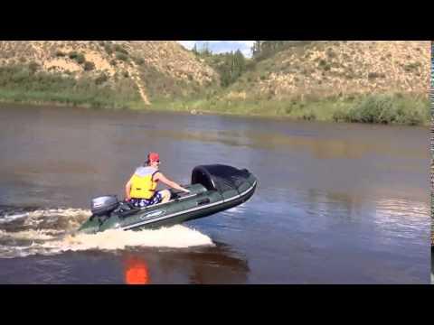 лодка глиссер 330
