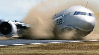 Video Surviving a Turbulent Crash Landing on the SFO Runway MP3, 3GP, MP4, WEBM, AVI, FLV April 2019