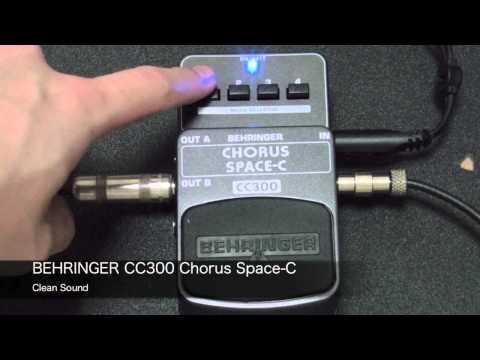 Behringer CC300