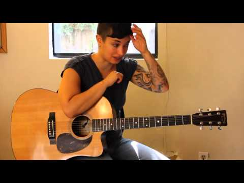 "How to play ""Night Bird"" by Kalapana on guitar – Jen Trani"