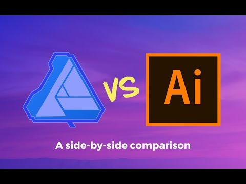 Adobe Illustrator Vs  Affinity Designer – A Side-by-side Comparison