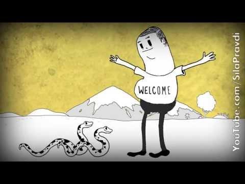 Люди на планете Земля (video)