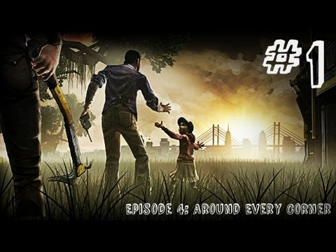 The Walking Dead : Episode 4 - Around Every Corner Xbox One