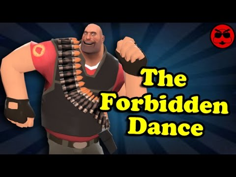 Team Fortress 2's Forbidden Dance...THE CONGA! - Culture Shock
