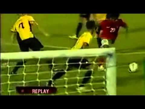 Highlight  Indonesia vs Brunei Darussalam 5-0 (AFF U19)  10 September 2013