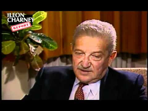 Ezer Weizman עזר ויצמן | Charney Report
