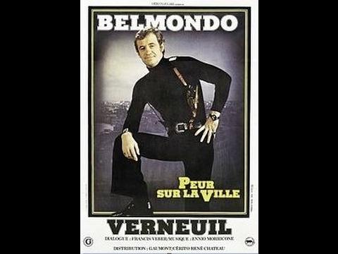 1975   Peur Sur La Ville - Fear Over the City