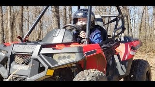4. Polaris Ace 150 is a BEAST!
