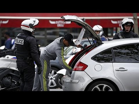 Γαλλία: Απανωτές αστυνομικές επιδρομές και ενδελεχής έρευνα