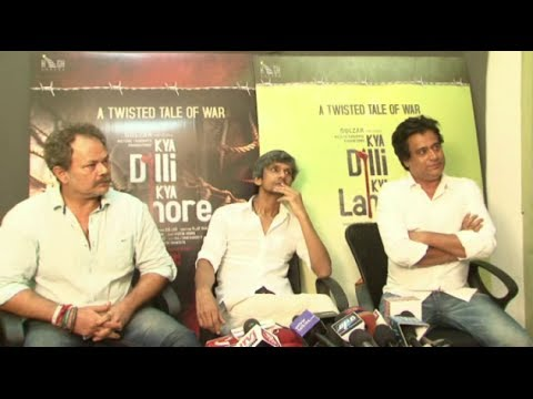 Vijay Raaz & Manu Rishi Interview For Kya Dilli Kya Lahore