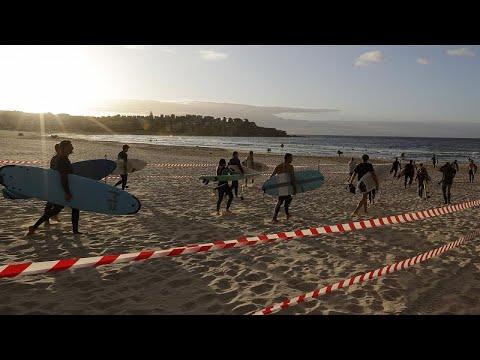 Αυστραλία: «Ξεκλειδώνουν» τις δημοφιλείς παραλίες